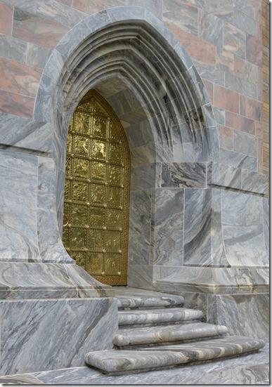 The Great Brass Door