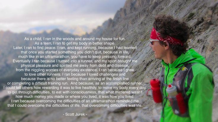 Scott Jurek quote