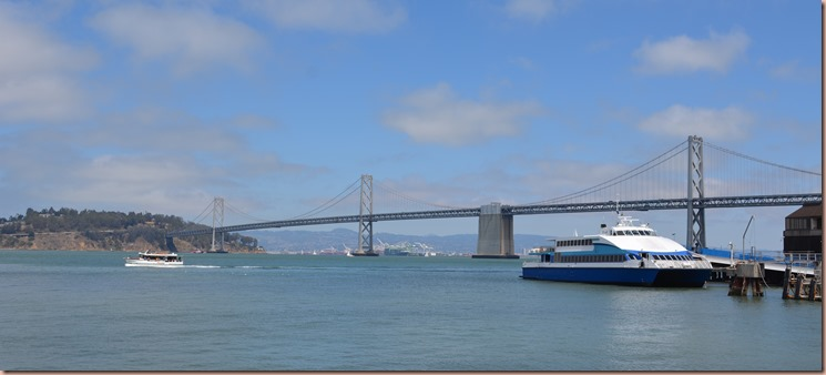 SF - Oakland Bridge