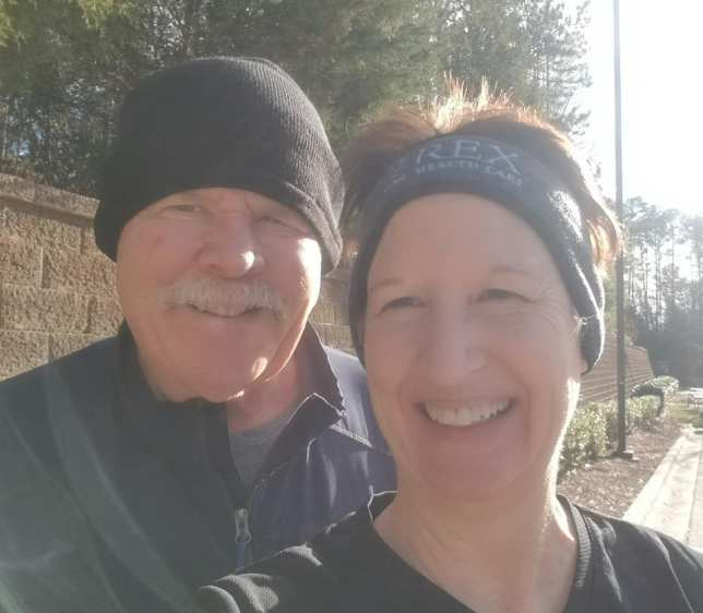 Ron and Mel Commitment Day 5k
